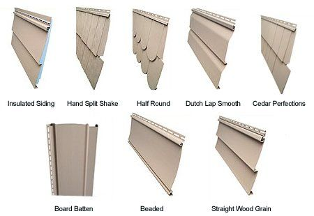 Vinyl Siding Is Manufactured In A Variety Of Shapes Sizes And Styles As Well As Colors And Thickne Vinyl Siding Vinyl Siding Installation Vinyl Siding Options