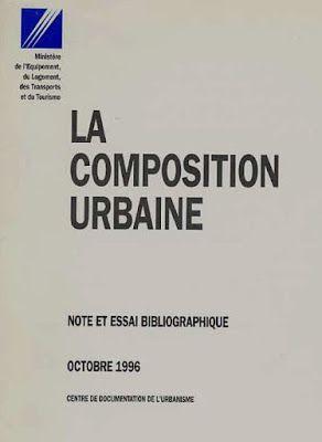 Livre La Composition Urbaine Sommaire La Place De La Composition Urbaine Dans L Ev Schema De Cablage Electrique Composition Urbain