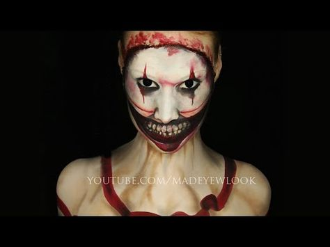 Attention American Horror Story: Freak Show Fans! This Twisty The Clown Makeup Tutorial Will Send Shivers Up Your Spine — Just In Time For Halloween!