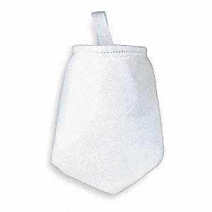 Polyester Felt Filter Bag 1 Micron Rated Singed For Str Bags