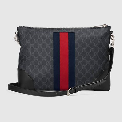 ca48da7746 GG Supreme messenger | BRANDED ITEMS | Sac, Gucci, Bandoulière
