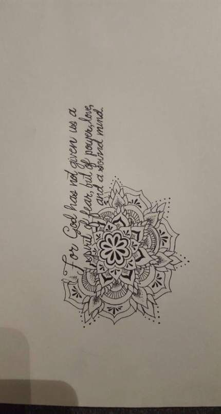43 Trendy Tattoo Shoulder Quote Thighs #tattoo