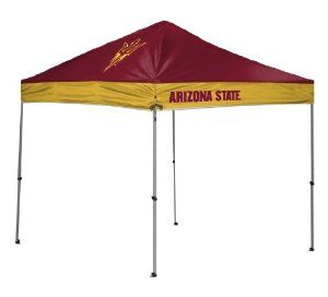 NCAA Arizona State Sun Devils Straight Leg Canopy 9 X Feet By