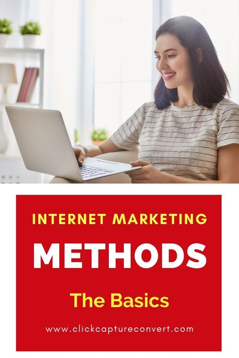 Online Internet Marketing Methods : The Basics - Give Your Business a Boost