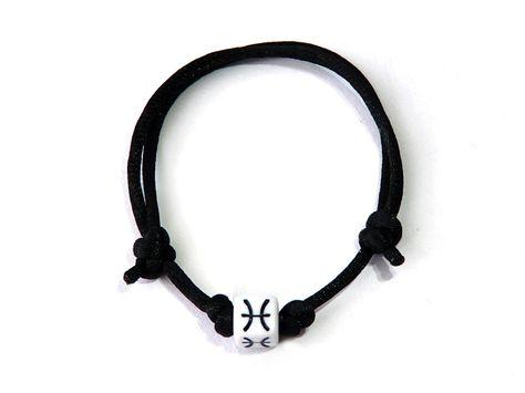 Armbänder - Armband Sternzeichen Fische - ein…
