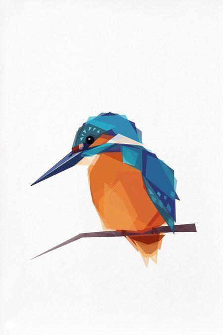 30 illustrations graphiques autour des animaux - Inspiration graphique #9 | BlogDuWebdesign