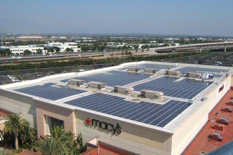 Retailers Going Solar Solar Solar Installation Best Solar Panels