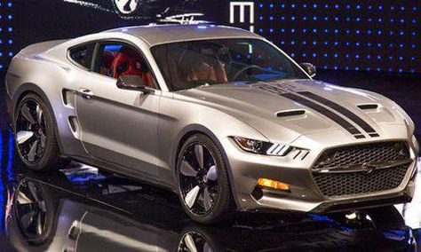 The 2016 Ford Mustang Rocket is coming soon. The new Rocket which was created and is being manufactured by Henrik Fisker and Galpin Autos is not your regula