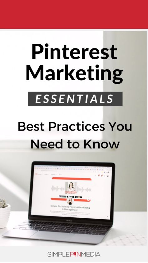 Pinterest Marketing Best Practices