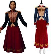b2e75871da88c The Nutcracker And The Four Realms Clara Cosplay Costume | The ...