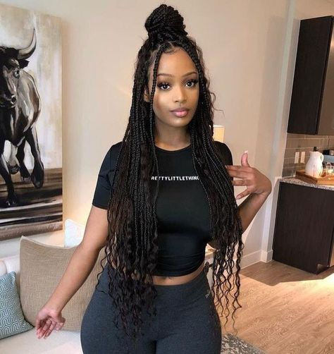 African Braids Hairstyles 531847037245812593 - 150 Awesome African American Braided Hairstyles Source by African American Braided Hairstyles, African American Braids, Braided Hairstyles For Black Women, African Hairstyles, Black Hairstyles, Trending Hairstyles, Popular Hairstyles, Box Braids Hairstyles, My Hairstyle