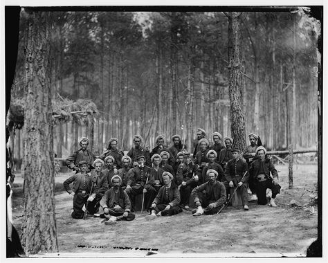 Group photo of Company G, Pennsylvania Infantry,
