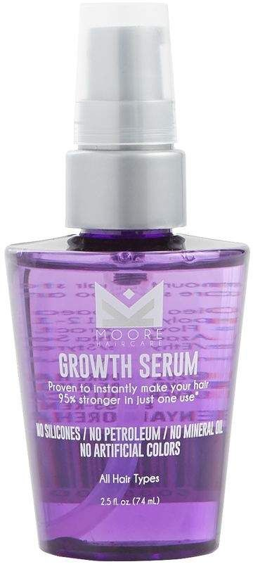 Kenya Moore Growth Serum Textured Hair In 2020 Growth Serum Hair Serum Kenya Moore