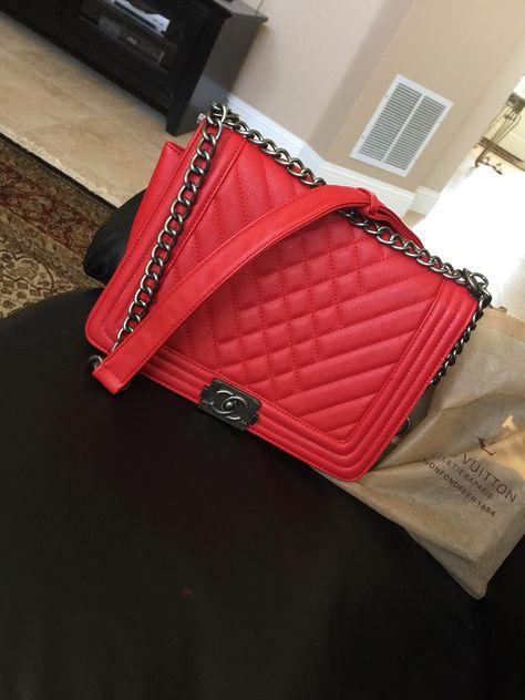 11d6509412c3 Chanel Small Boy Bag in Velvet Bordeaux/Burgundy color, SIlver Hardware |  Dream Bag Wishlist | Bags, Chanel, Chanel boy bag