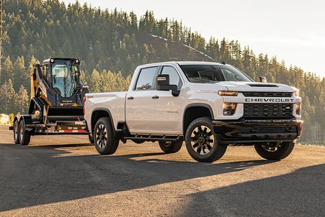 Review 2020 Chevrolet Silverado 2500hd Fuel Economy And Images Feels Free To Follow Us Di 2020
