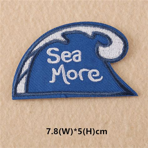 6079c18935ed 1pcs Mix fashion Patches for Clothing Iron on Embroidered Sew Applique Cute  Patch Fabric Badge Garment DIY Apparel Accessories -in Patches from Home ...