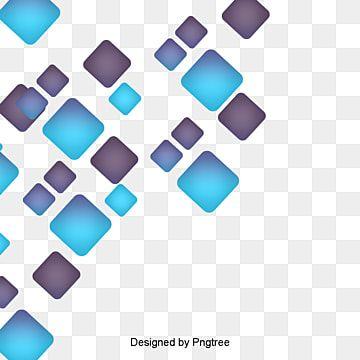 Technological Sense Business Blue Gradient Atmosphere Gold Design Background Poster Background Design Wallpaper Project