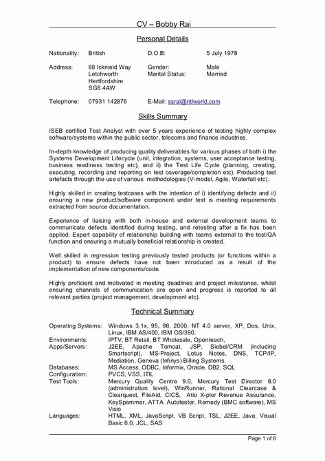 Resume Format Vlsi Design Engineer Resume Format Resume Design Resume