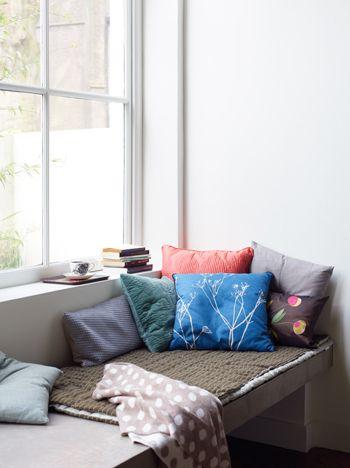 The 'dreaming away' corner #housebeautiful #dreamlivingroom