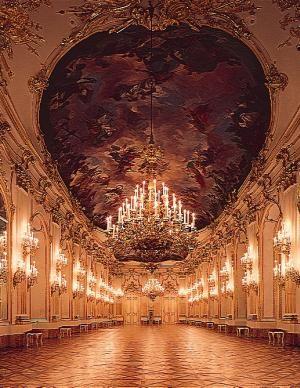 Schloß Schönbrunn Ballroom