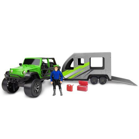 Baby Gear Baby Gyms & Play Mats Adventure Force Mini Die-cast Construction Vehicles Set With Bonus Fire Truck