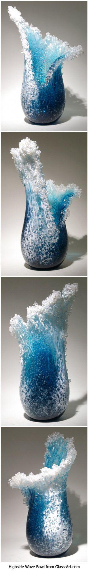 Highside Wave Bowl from http://www.glass-art.com/deso-Hiside-C.htm