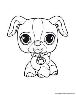 Littlest Pet Shop Free Printable Coloring Book Coloriage