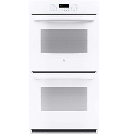 GE JK3500DFWW 27″ White Electric Double Wall Oven Review ...