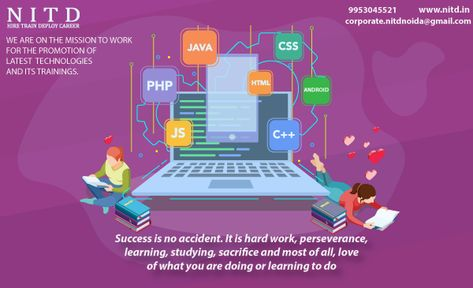 Software Development Course in Noida