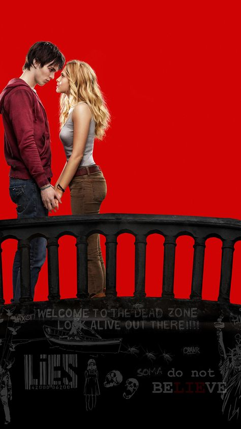 Warm Bodies (2013) Phone Wallpaper | Moviemania