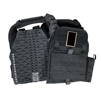 Cool Cop Body Armor Air Conditioning