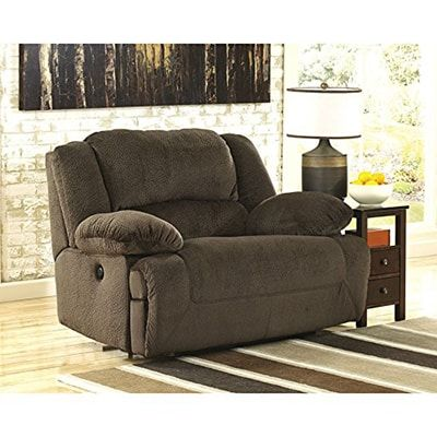Chair And A Half Rocker Recliner Lanzhome Com In 2020 Wide Seat Recliner Furniture Chair And A Half