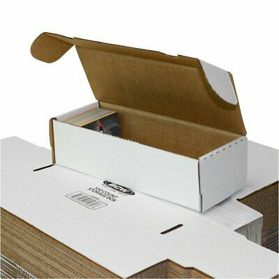 Ad Ebay Bundle Of 50 Small White Cardboard Shipping Boxes 10 X 3 3 4 X 2 3 4 In 2020 Cardboard Shipping Boxes Shipping Boxes Sports Cards Storage