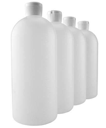 32 Ounce Flip Top Plastic Squeeze Bottles 4 Pack Spout Https Www Amazon Com Dp B0777tt14y Ref Cm Sw R Pi Plastic Squeeze Bottles Bottle Bottle Reviews