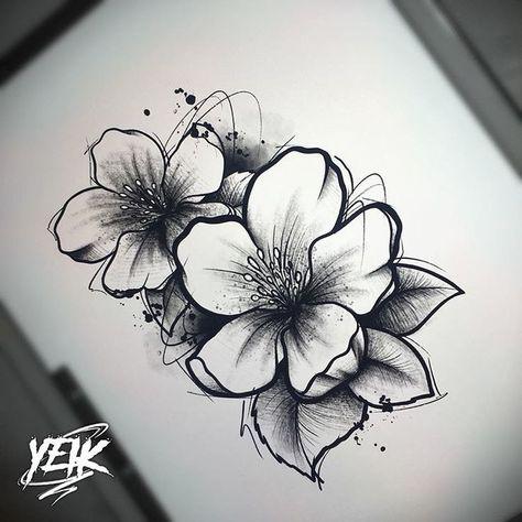 Cristian Carrion V Instagram Diseno Reservado Aparte De Pokemons Ta In 2020 Tattoos Flower Tattoo Designs Dragon Tattoo For Women