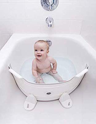 Babydam 2131 02 Reducteur De Baignoire Amazon Fr Bebes Puericulture Bain Bebe Toilette Bebe Baignoire