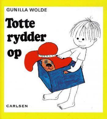 Godnathistorie Totte Rydder Op Med Billeder Boger Borneboger Baby Bog