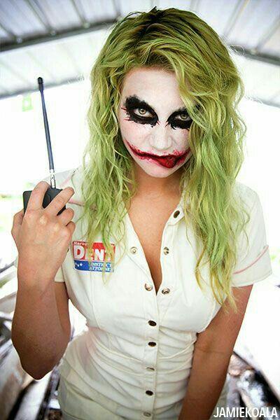 Chesterton Halloween 2020 Pin by Anthony Chesterton on 15 joker cosplay | Female joker