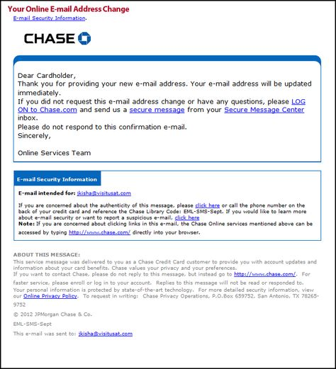 If You Bank At Chase These Are Going Around Be Careful Before