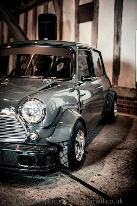 Restoration Perfection Mini Mania Mini Morris Mini Clubman