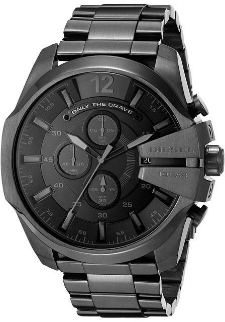 d9da59799920 Diesel Mega Chief DZ4355 Watches