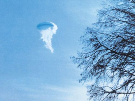 "viborgjutlanddenmark17ner4  One of the most amazing UFO photos has been identified as a giant vortex ring: the Viborg ""Jellyfish""."