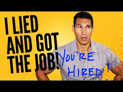 I Lied On My Resume And Got The Job NOW WHAT? - http - find my resume