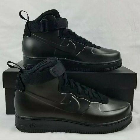 nike air force 1 foamposite ebay