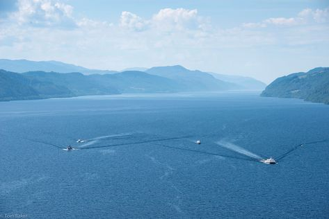 Loch Ness by Jacobite cruises depart reguarly from An Talla