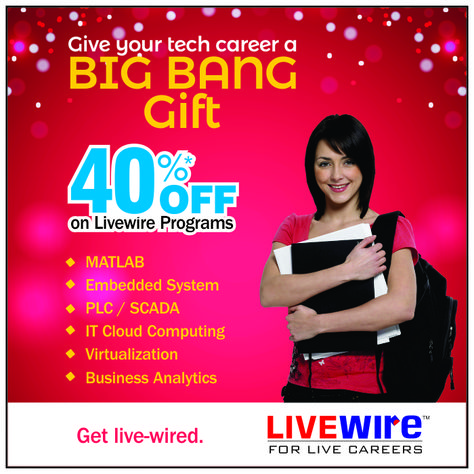 Exclusive Offer!!! 40 OFF on Livewire Programs such as MATLAB - live careers