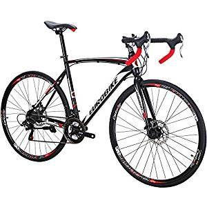 Eurobike Xc550 Road Bike 54 Cm Frame 21 Speed 700c Road Bicycle