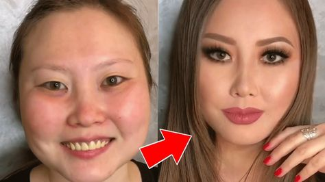 extreme makeup transformations - 474×266
