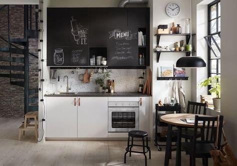 Cuisine Ikea Les Plus Beaux Modeles Du Geant Suedois Elle