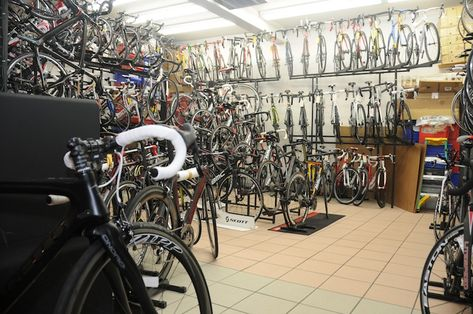 Ten More Of The World S Coolest Bike Shops With Images Cool